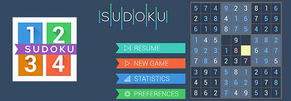 Sudoku free – Paper-Free Sudoku