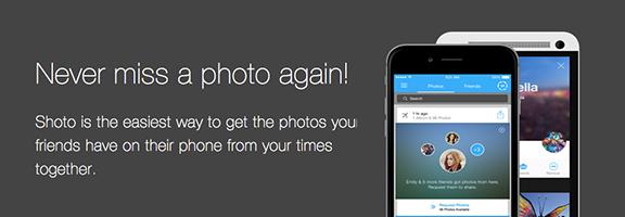 Shoto App – Share Shines!