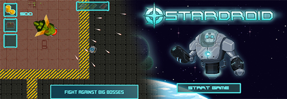 StarDroid – Science Fiction Game