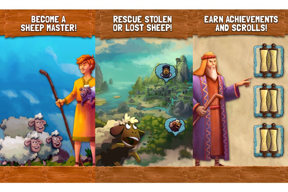 Sheep Master: A Game With Christian Values