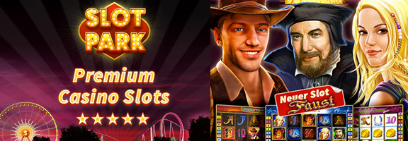 Slotpark- Experience the fun of Vegas on your iPhone