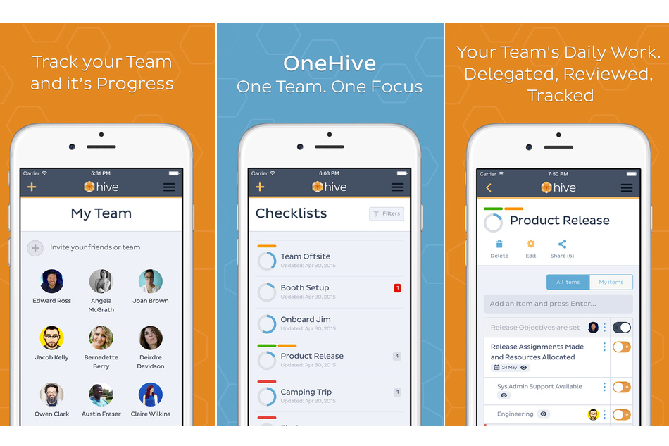 OneHive – Must Have Project and Team Management Tool