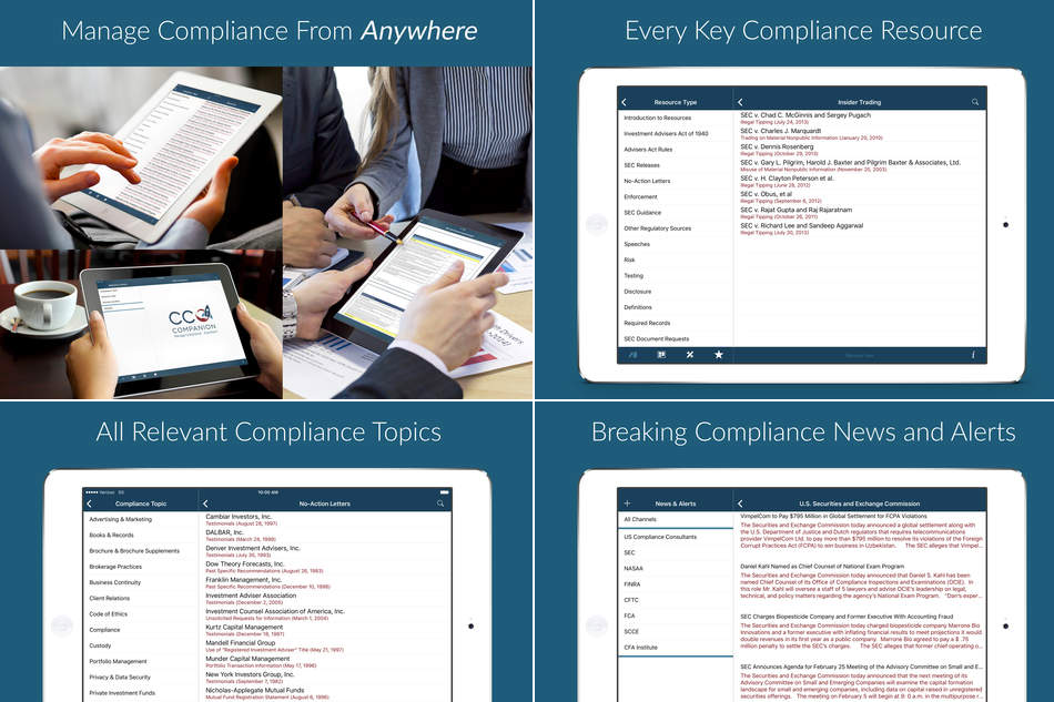 CCO Companion – For Business People !