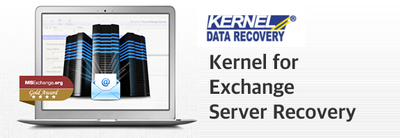 Kernel for Exchange Server Recovery: The perfect disaster recovery strategy