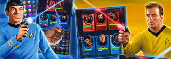 Star Trek Wrath of Gems: Become a Captain of Your Own Ship