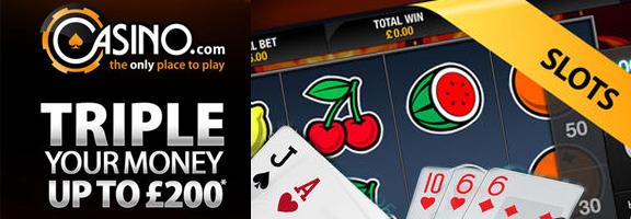 Casino.com : Exclusive Gaming App