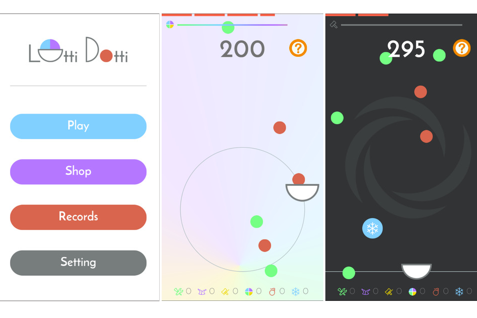 Lotti Dotti – Review of an Interesting iPhone App