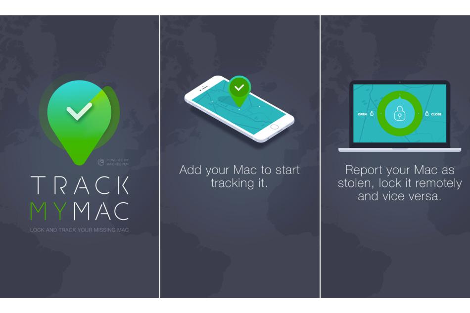 Track My Mac iPhone App Review