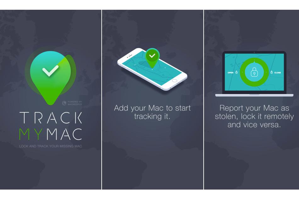Track My Mac Appslisto
