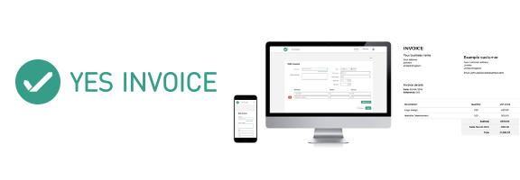 Yes Invoice Webapprater