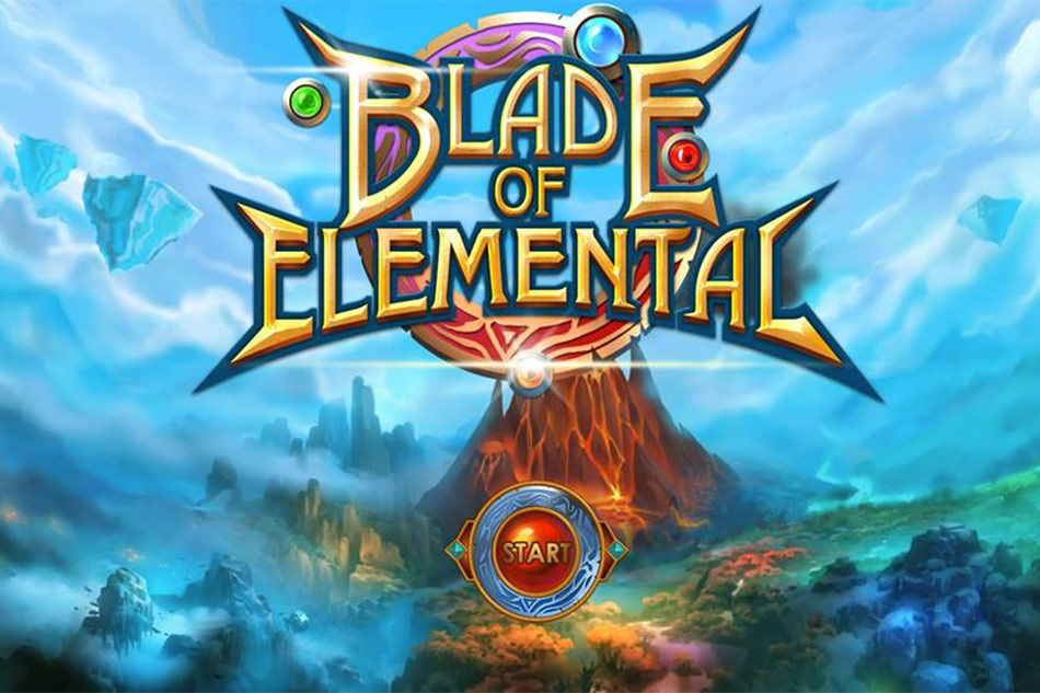 Blade of Elemental iphone Game Review