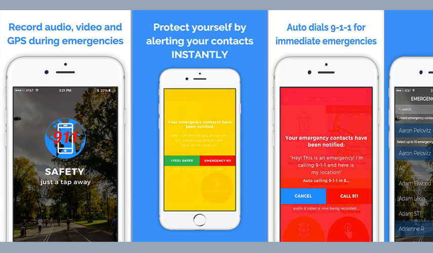 Planet 911 App: Best Security Tool Self Protection