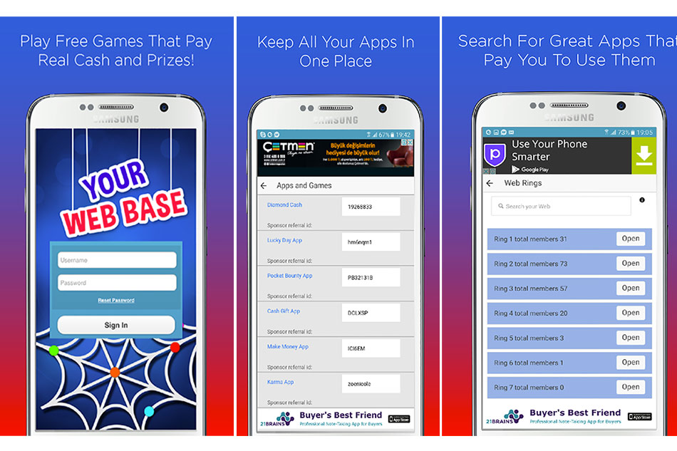 Your Web Base App: Fascinating Game Experience With Cash Prize