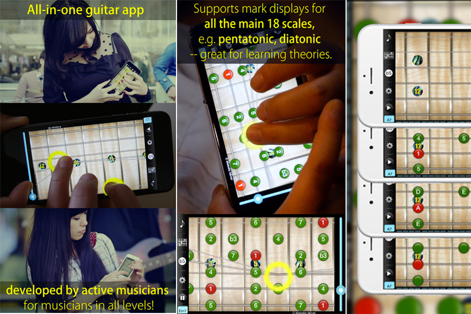 Final Guitar- The Best Musical App Ever For Guitarists and Musicians