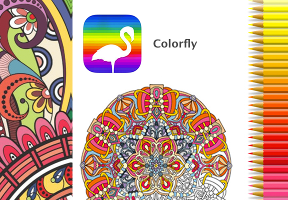 Try The Colorfly iPhone App