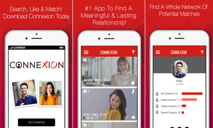 Connexion – Wonderful Dating App