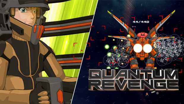 A Fun-Filled Space Adventure: Quantum Revenge