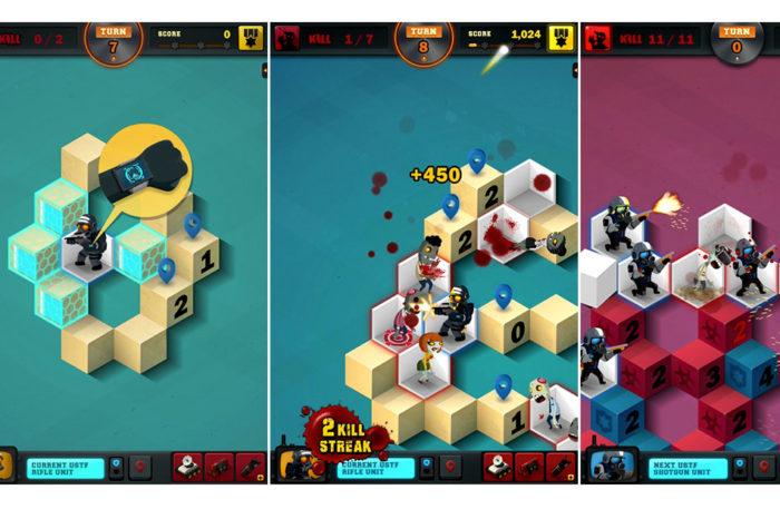 Zombie Game 700x466