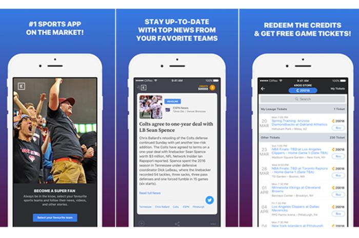 Kroo Sports- iPhone App Reviews