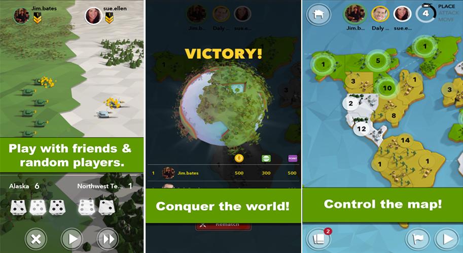Riskgame Apps400