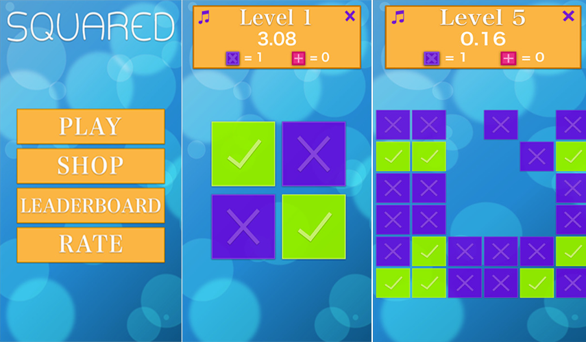 The Squared Apple Game  Review