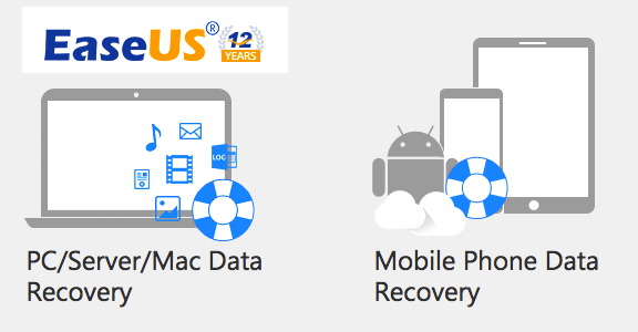EASEUS DATA RECOVERY WIZARD- NO DATA IS OUT OF YOUR REACH!
