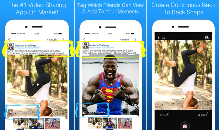 Laleoo – Snap and Share : iOS App Review