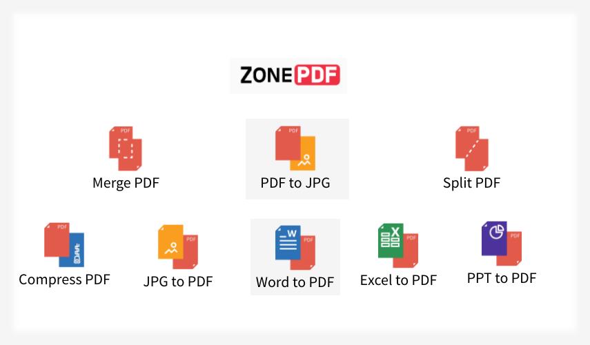 ZONE PDF- CONVERT FILES LIKE A PRO!