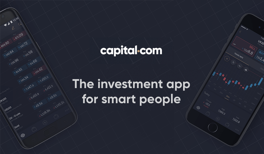 "CAPITAL.COM- CFD TRADING APP REVIEW- ""INVEST WITH CONFIDENCE"""
