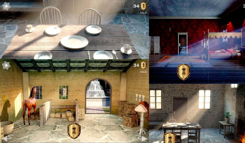 ESCAPE GAME: CASTLE BREAKOUT- A GAME THAT TRULY RESEMBLES THE MEDIEVAL CASTLE!