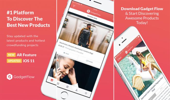 Gadget Flow – iPhone App Review