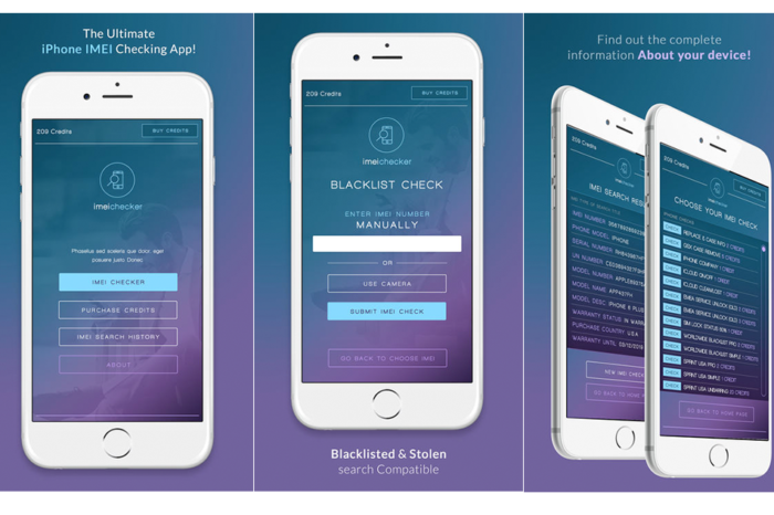 A Positive IMEI Checker Pro ios App Review