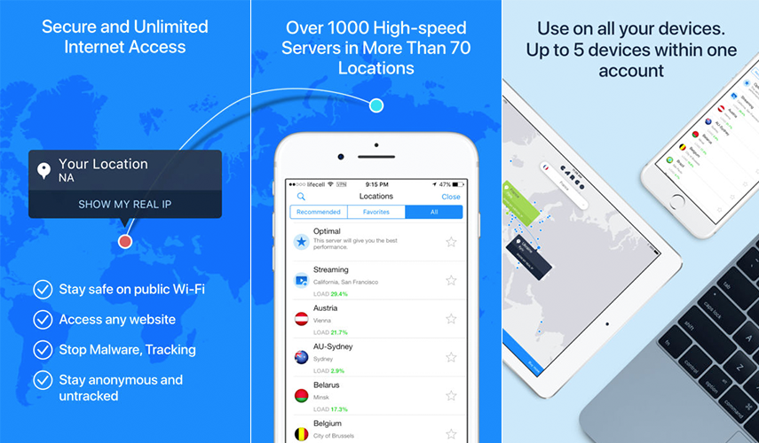 CARGO VPN- THE ULTIMATE TOOL FOR PREVENTING YOUR PRIVACY AND IDENTITY ONLINE!
