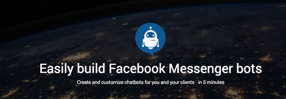Chatbots Builder- The Most Effective Facebook App For Businesses!
