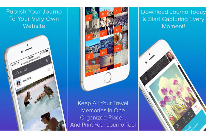 Review of Journo Travel Journal App
