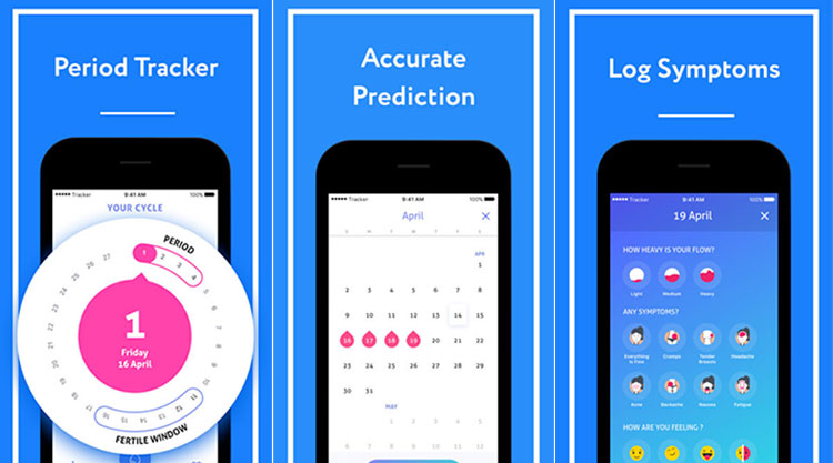 inme: PERIOD TRACKER, PREGNANCY & OVULATION- CONCEIVE FAST!