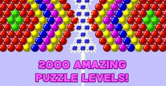 BUBBLE SHOOTER- LET'S SHOOT & PLAY!