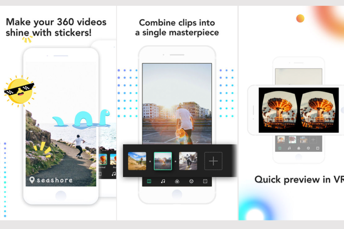 VeeR Editor – The best editing app for iPhone