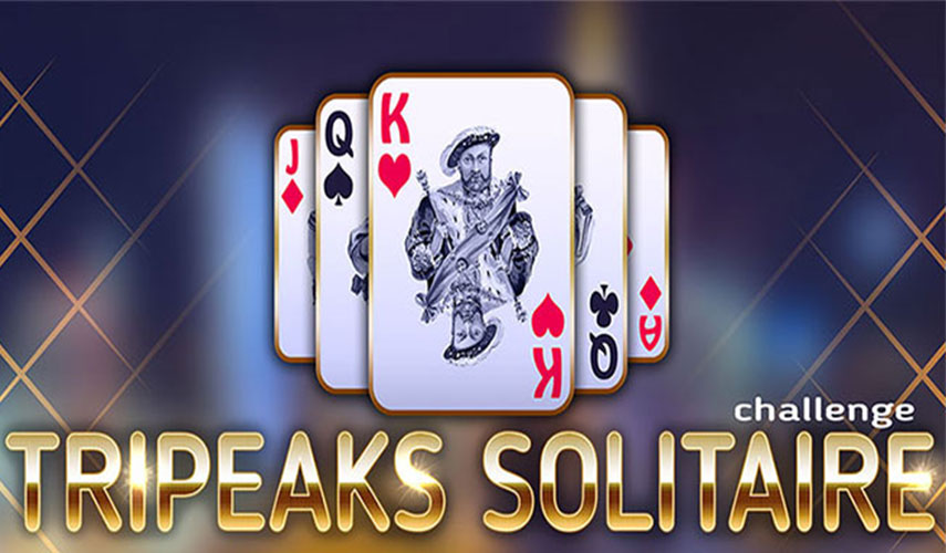 TriPeaks Solitaire Challenge by XI-ART Inc