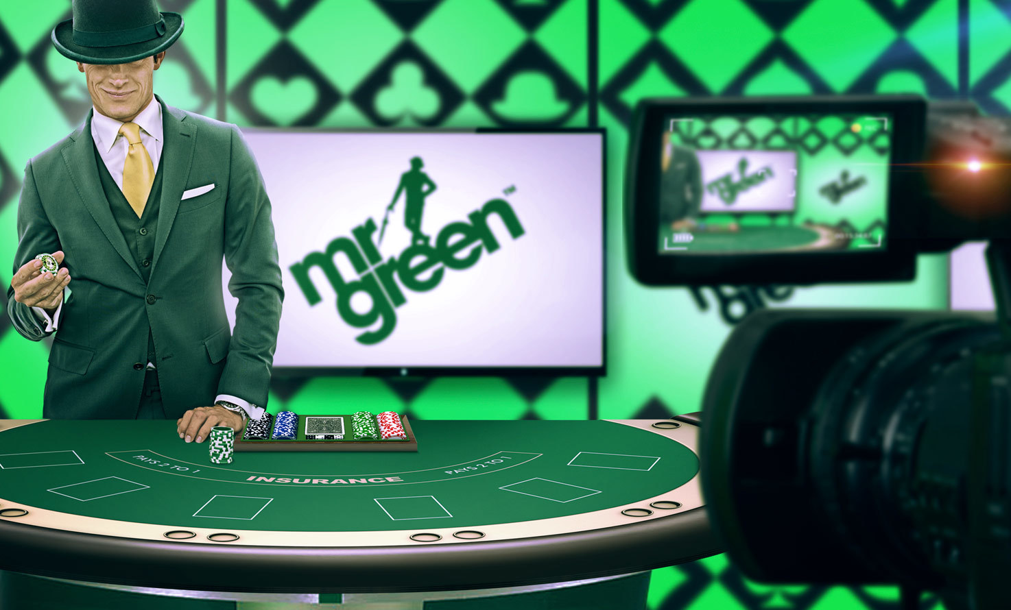 Mr green casino free games