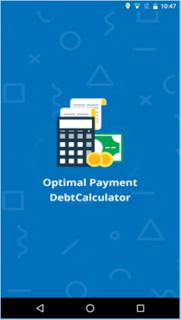 how to pay off debt quickly calculator uk