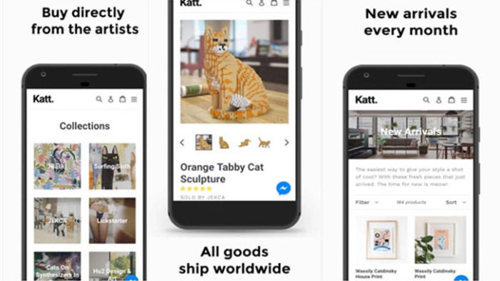 Katt Android App Review