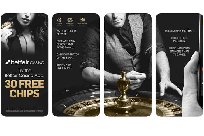 Betfair Casino Games Review
