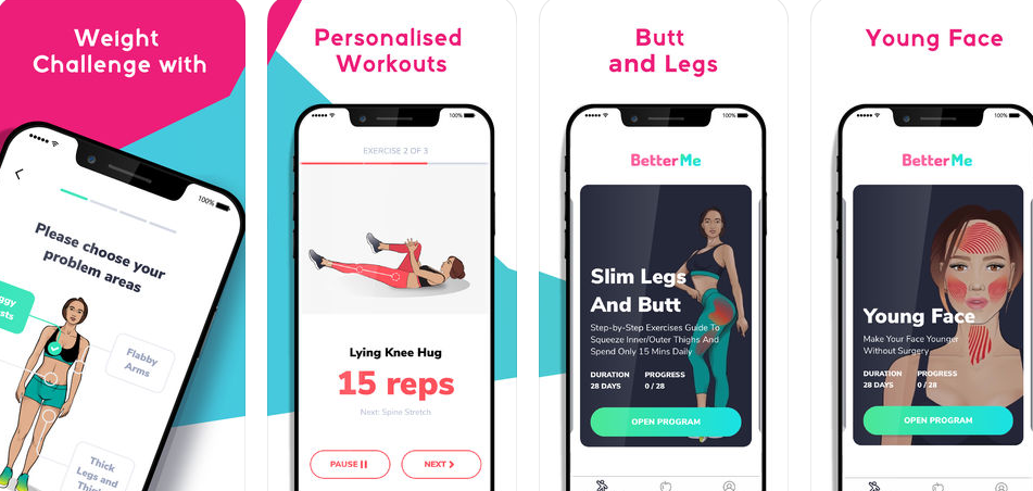 Achieve Your Dream Body with Help from the BetterMe App By: Erin Konrad