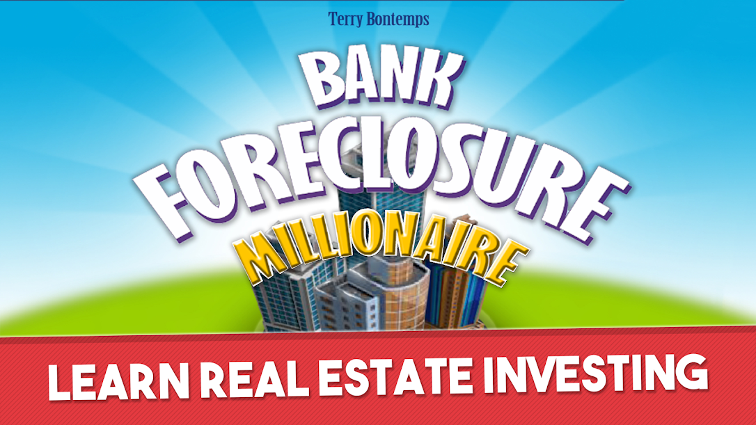 Learn real world investing skills while having fun with Bank Foreclosure Millionaire!