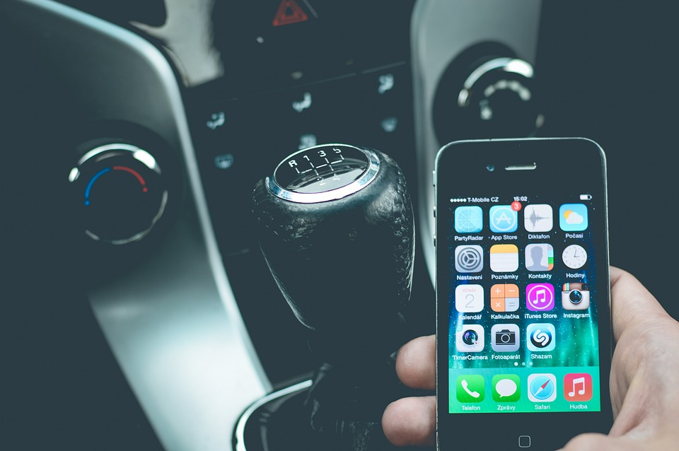 The Four Unique Car Apps You Didn't Know You Needed