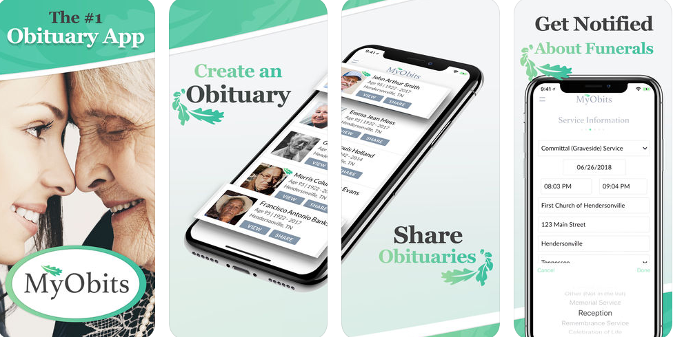 Submit cost effective, flexible obituaries with MyObits