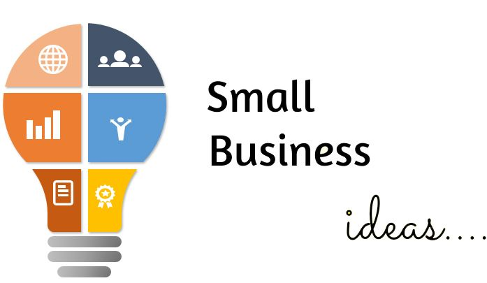 Small business ideas list in 2018