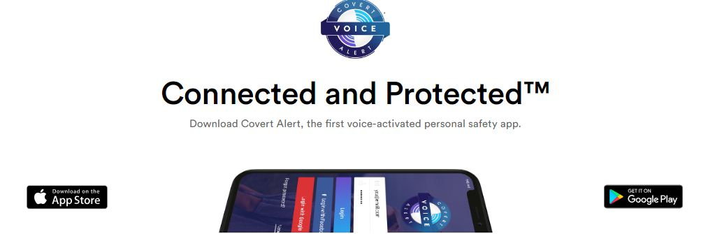 Covert Alert - Voice activated Safety Alert app