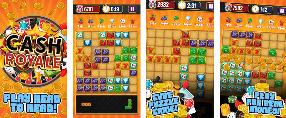 Cash Royale – Win Cash Playing This Amazing Block Puzzle Game
